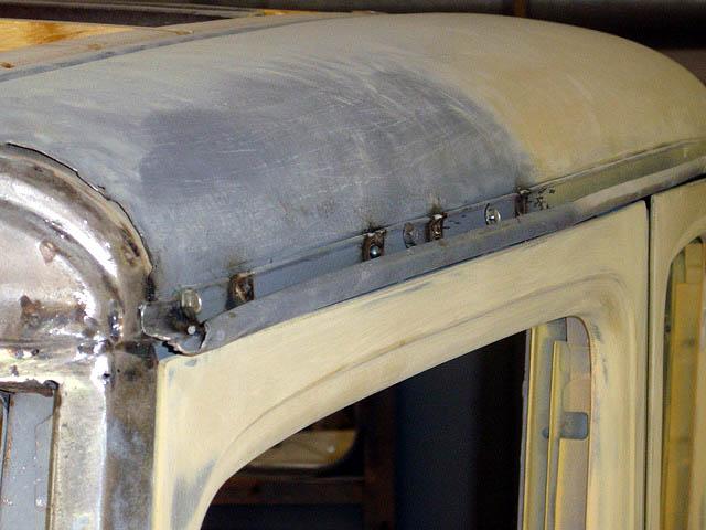 1931 Ford Model A Sedan Restoration