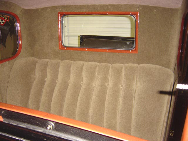 1930 model a ford coupe by b terry model a ford restoration. Black Bedroom Furniture Sets. Home Design Ideas
