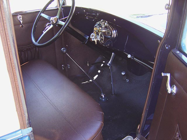 Model A Ford Restorations By B. Terry