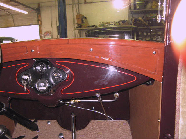 1931 Model A Ford Slant Windshield Sedan By B Terry Model