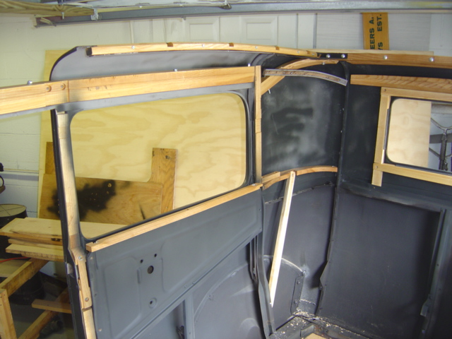 ford model a upholstery kits