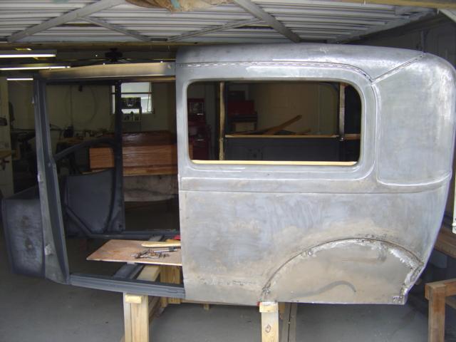 1929 Model A Ford Tudor Sedan By B Terry Model A Ford